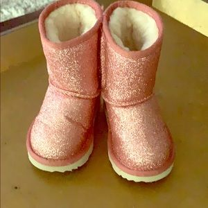 Sparkle Ugg Boots size 6